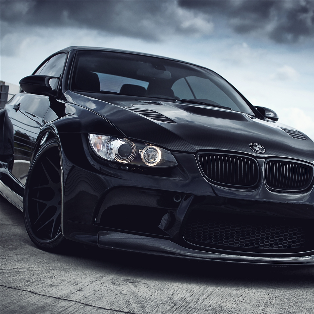 Bmw Wallpapers And Backgrounds: BMW-iPad-4-wallpaper-ilikewallpaper_com_1024