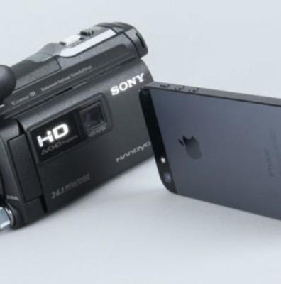【画質比較】iPhone 5 vs. HDビデオカメラ6機種 – iPhone 5なかなか健闘! #applejp #iphonejp