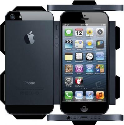 4.8インチディスプレイ搭載iPhone5Sのペーパークラフトを作ってみたw #applejp #iphonejp