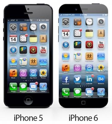 ベゼルとホームボタンを無くしたiPhone 6のコンセプト画像&動画 #applejp #iphonejp
