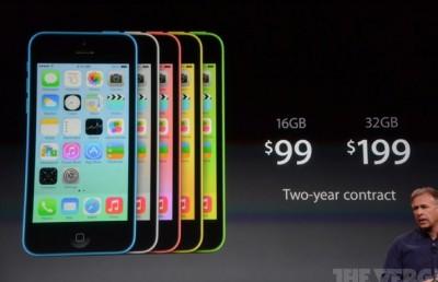 iPhone 5cの適正価格 #iphonejp
