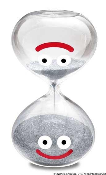スライムの砂時計です。