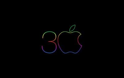 【りんごリンク】これはイイ!! 30th Anniversary Macintosh の壁紙 他 (2014/1/29) #applejp