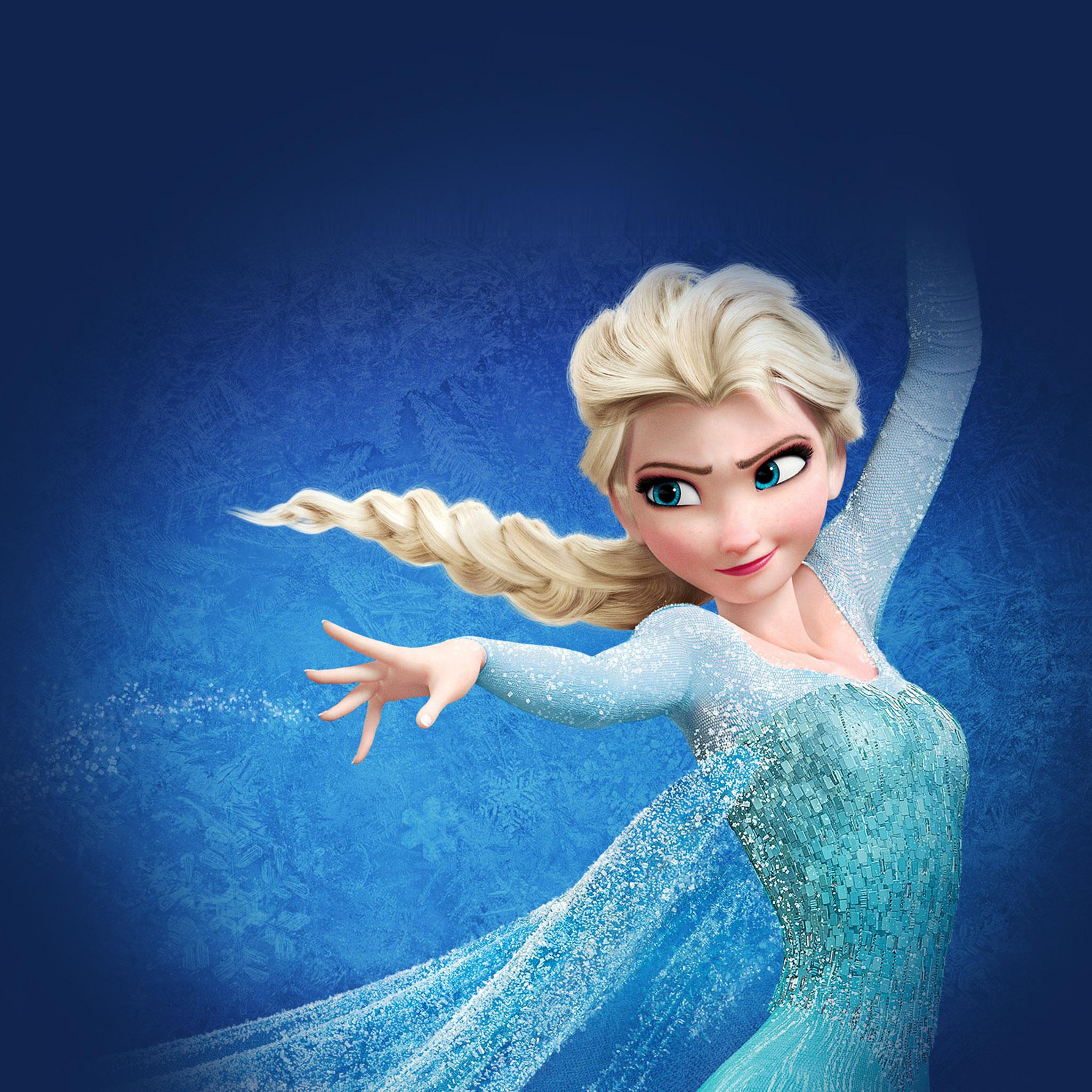 20482048 ipad 31 frozen 13 blog freeios7applewallpaperfrozen elsa snow magicipadretina voltagebd Gallery