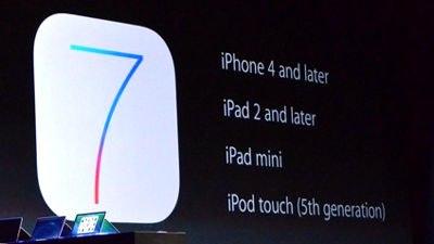 iOS 7の普及率は90%。iOSユーザーはどんだけ新し物好きなのwww #applejp #iphonejp