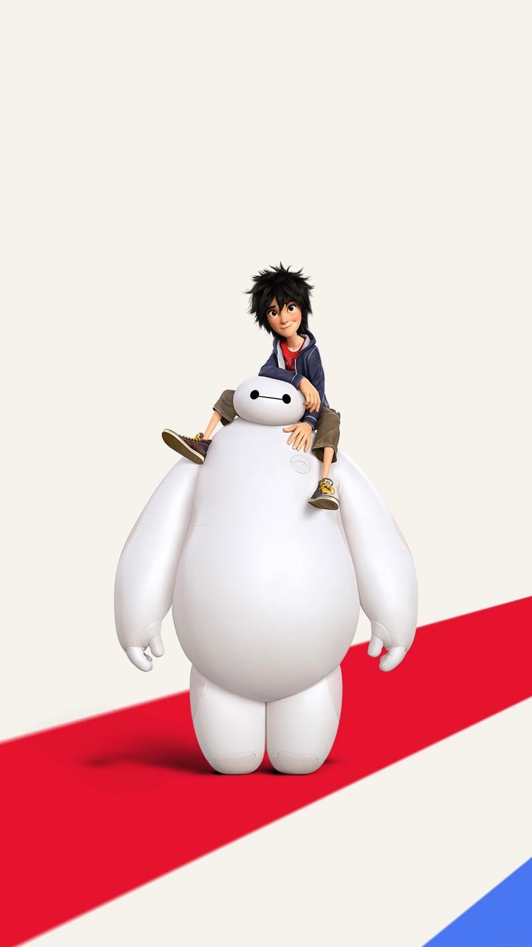 【 ベイマックス / Big Hero 6 】