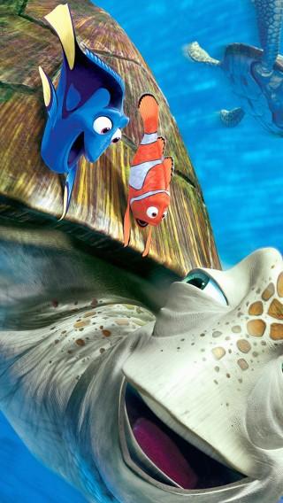 papers.co-ac84-wallpaper-finding-nemo-disney-pixar-illust-sea-animals-34-iphone6-plus-wallpaper