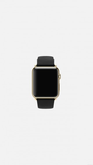 papers.co-ak31-dark-black-apple-watch-simple-art-34-iphone6-plus-wallpaper