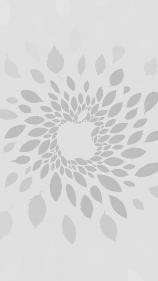 papers.co-vj78-apple-store-leafs-art-pattern-bw-34-iphone6-plus-wallpaper