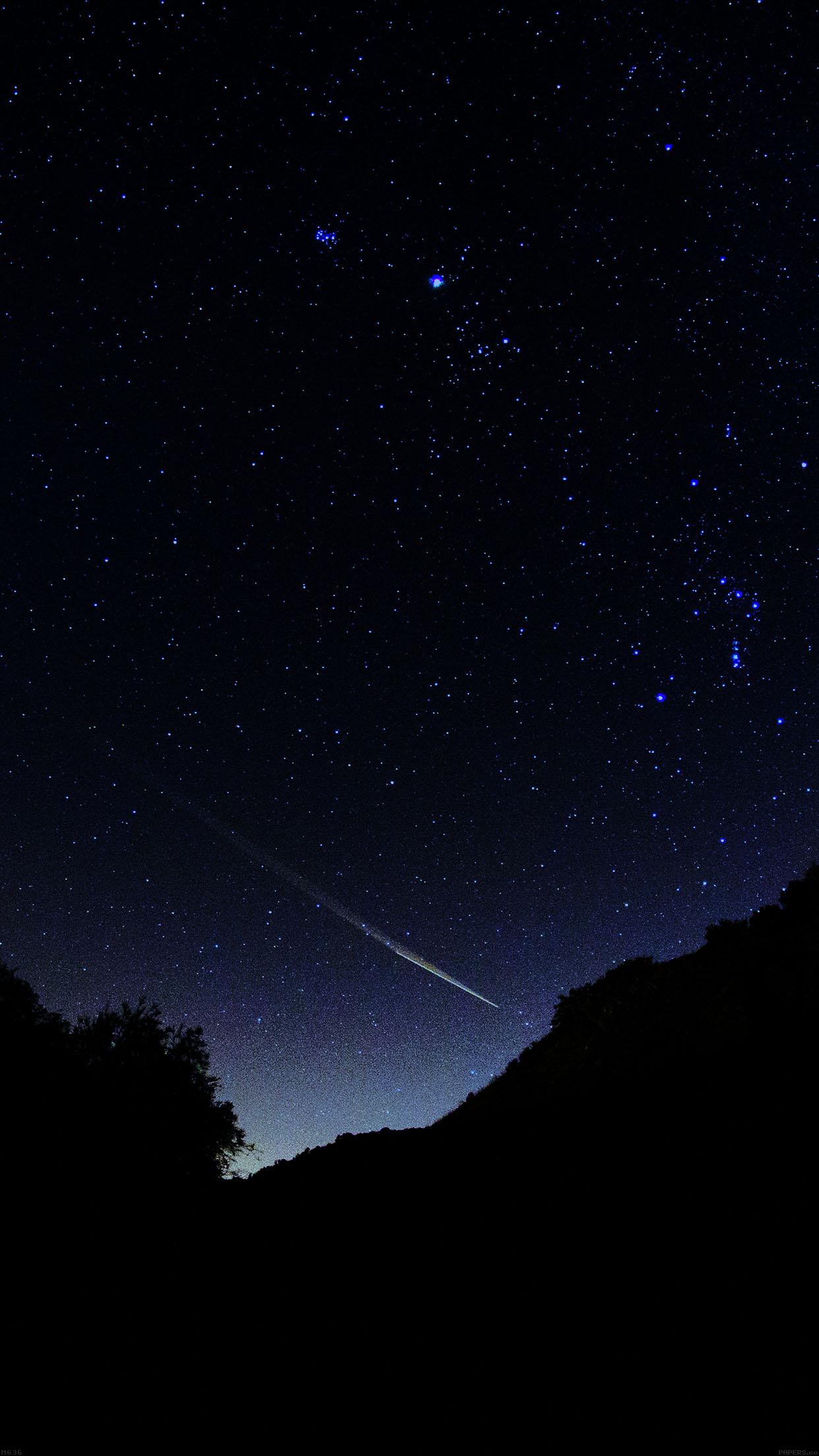 ... space-dark-sky-night-beautiful-falling-star-34-iphone6-plus-wallpaper