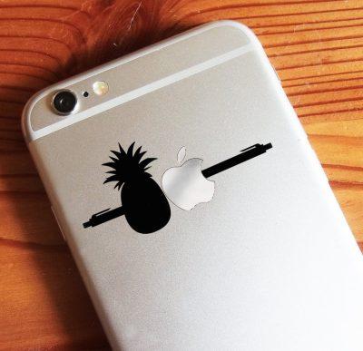【PPAP】iPhoneが…「ペンパイナッポーアッポーペン」に大変身!!!