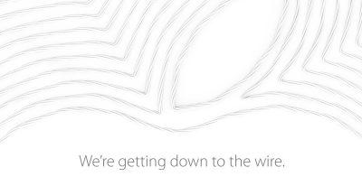 【】Appleスペシャルイベントの招待状が流出!? ワイヤレス充電を示唆? | iPhone + iPad FAN (^_^)v 他 (2017/2/7) #applejp