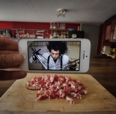 iPhoneで現実世界にスパイスを加えたオモシロ写真いろいろ 03 – 30枚