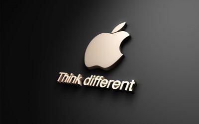伝説の広告キャンペーン「Think different」のまとめ – 壁紙とパロディ 編