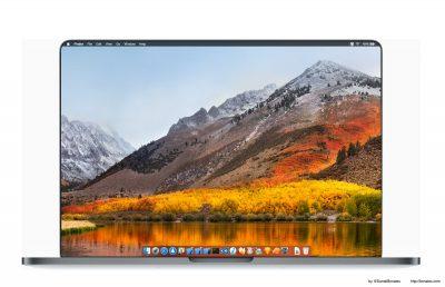 ベゼルレスな MacBook Pro、iMac、iPadのコンセプト画像 #applejp