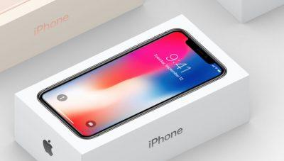 すでにiPhone XのパッケージがApple公式ページで公開されてた #applejp #iphonejp