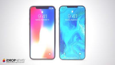 【】ノッチが小型化されると噂の次世代「iPhone」はこんな感じに?? | 気になる、記になる… 他 (2018/1/23) #applejp