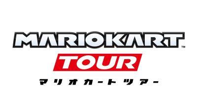 任天堂がスマホ向け『マリオカート ツアー』を2019年3月までに配信とつぶやく