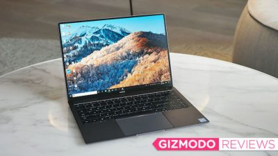 【】Huawei Matebook X Proレビュー:これMacBook Proの理想形じゃないですか | ギズモード・ジャパン 他 (2018/4/4) #applejp