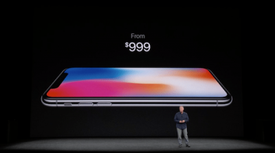 【】「999ドルのiPhone X」は高価格化の始まりに過ぎない? | ふーてんのiPad 他 (2018/8/8) #applejp