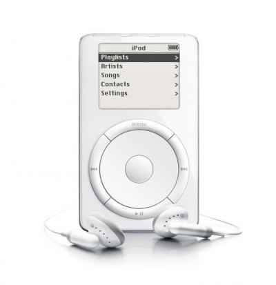 10月23日は初代「iPod」が発表された日