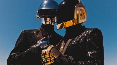 【厳選壁紙】Mac / PC 壁紙 136 – Daft Punk – 44枚 #applejp #macjp